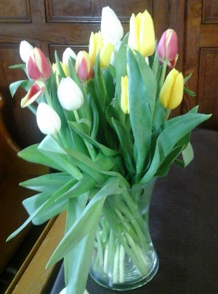 Easter Flowers 2016